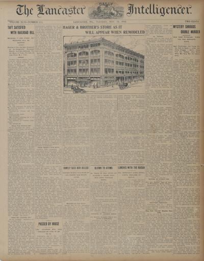 front page - 5/1910