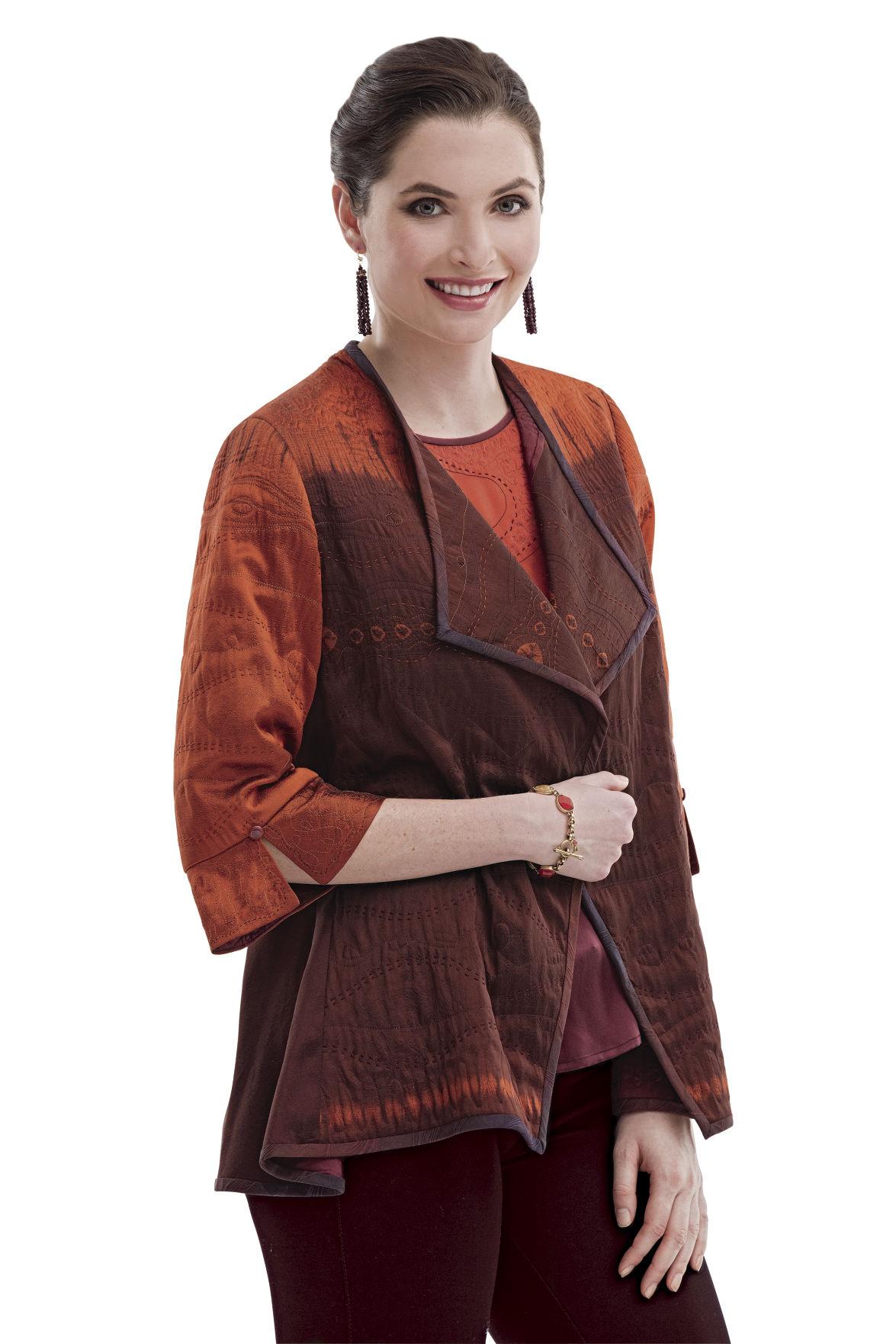 Debby Spence garment