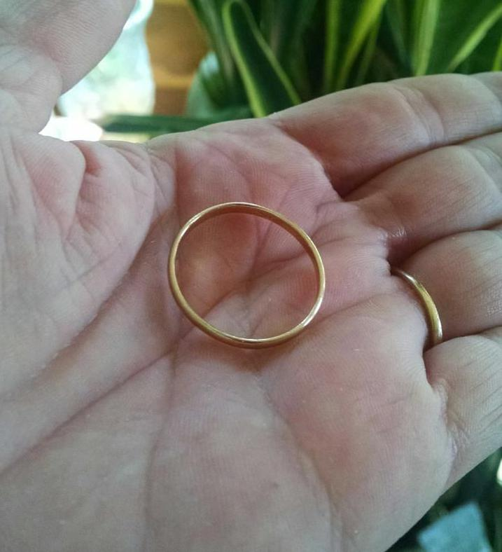 lost wedding ring - Lost Wedding Ring