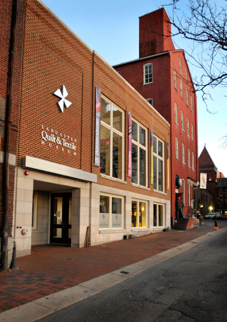 Lancaster Quilt & Textile Museum will fold