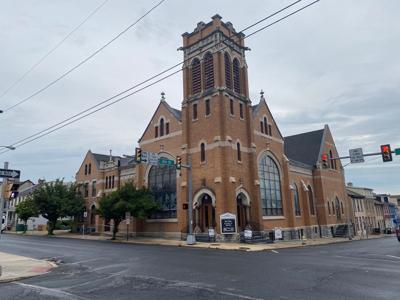 First Evangelical Congregational Church