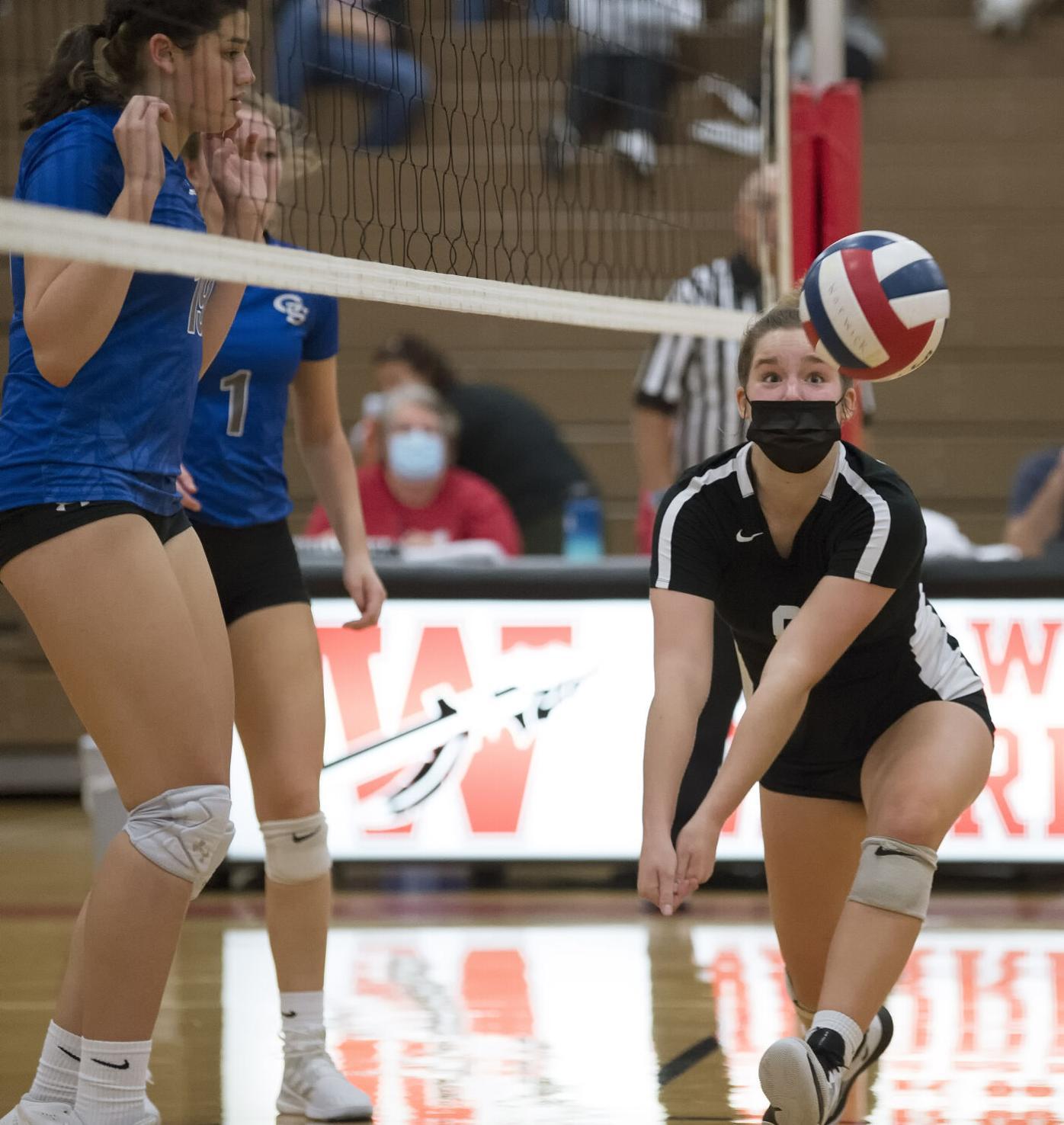 Hempfield vs Garden Spot-LL Girls Volleyball Championships