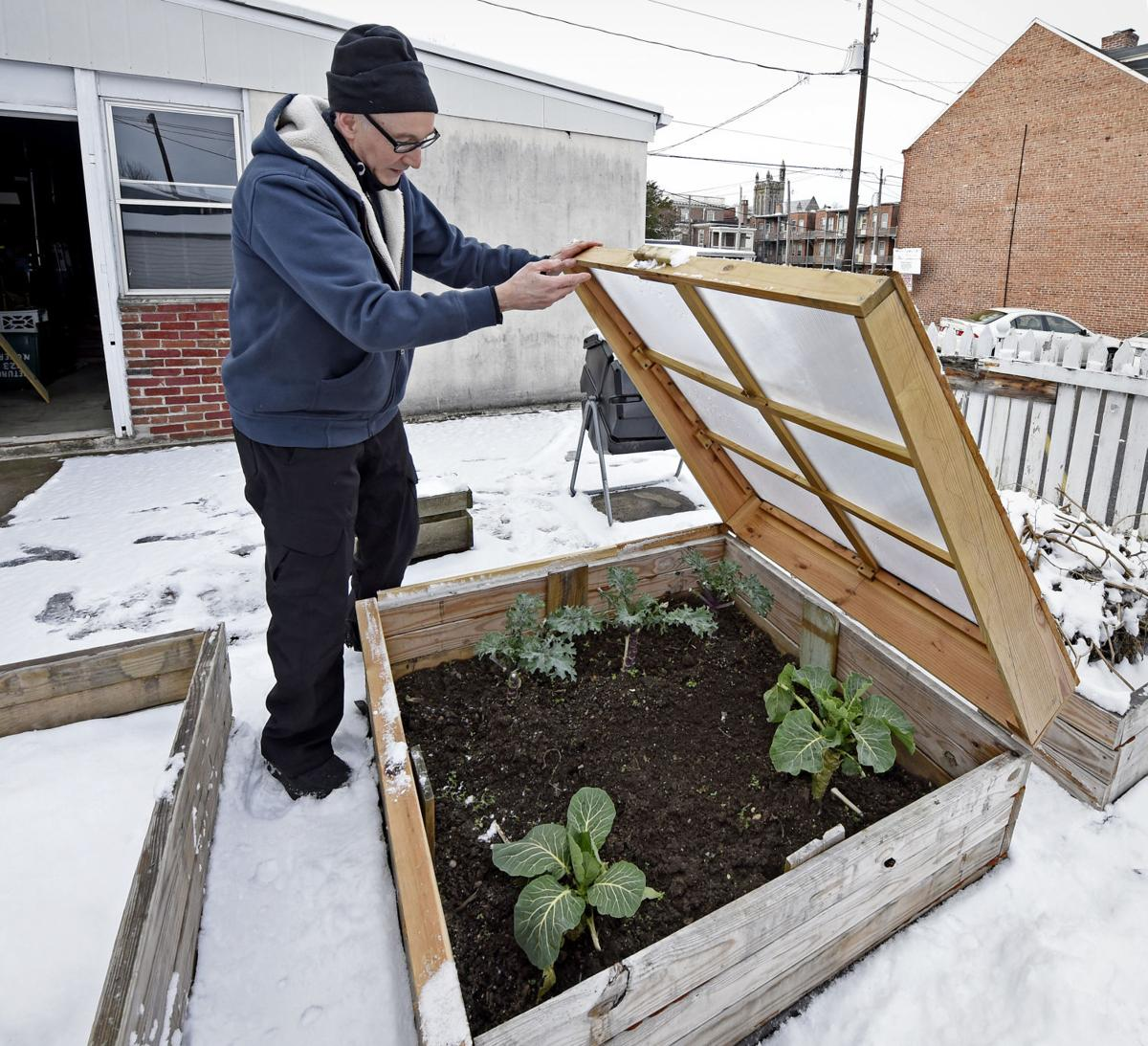 The Inside Track Lancaster Pa: Cold Frames Are An Ancient Technique To Get More Out Of
