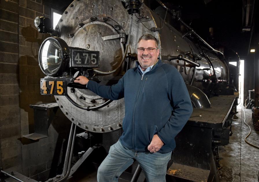 Veteran of Disney World joins Strasburg Rail Road as new general manager
