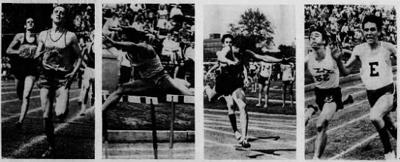 1970 Lancaster County track and field