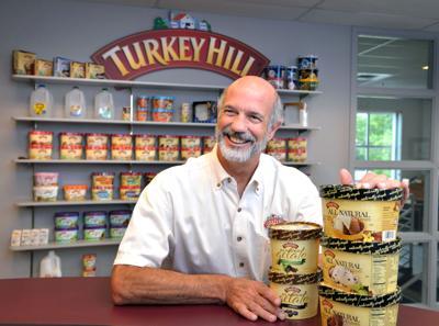John Cox, president of Turkey Hill Dairy