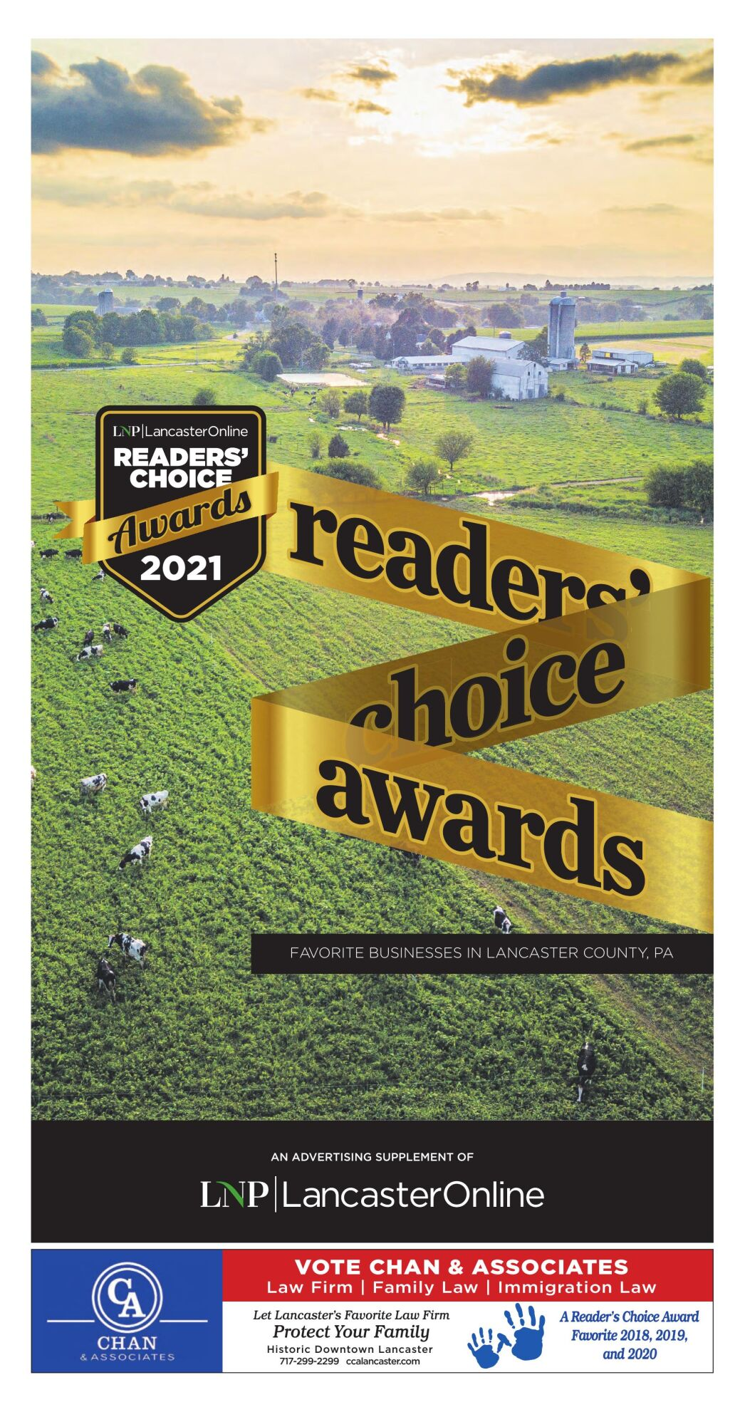 Readers' Choice Awards 2021 Preview