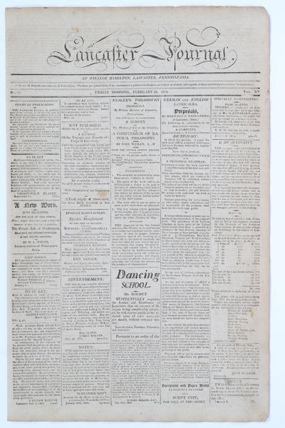 Frontpage 1809