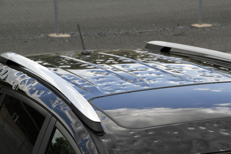 Where To Buy Hail Damaged Totaled Cars