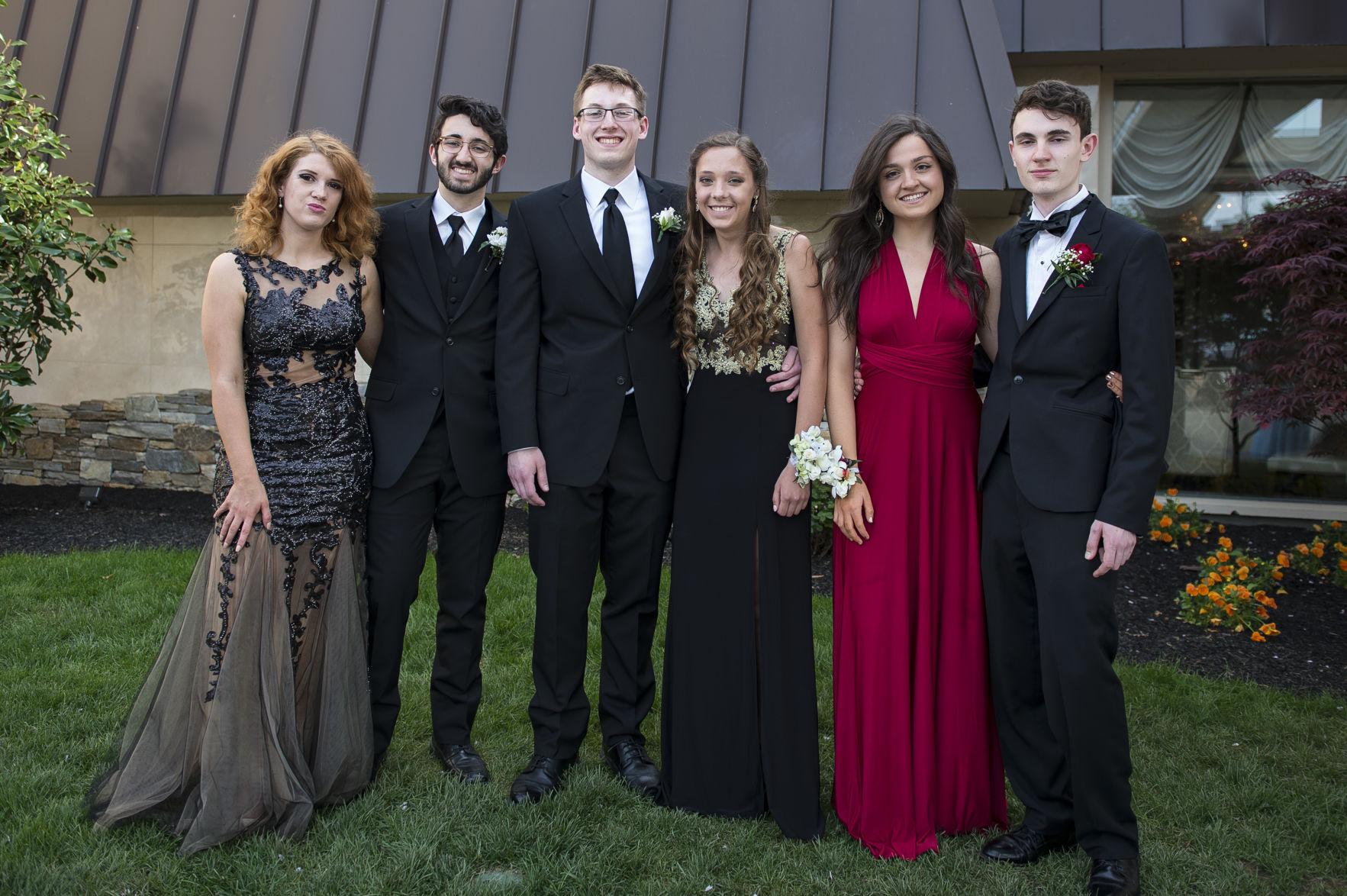 Hempfield High School prom 2017