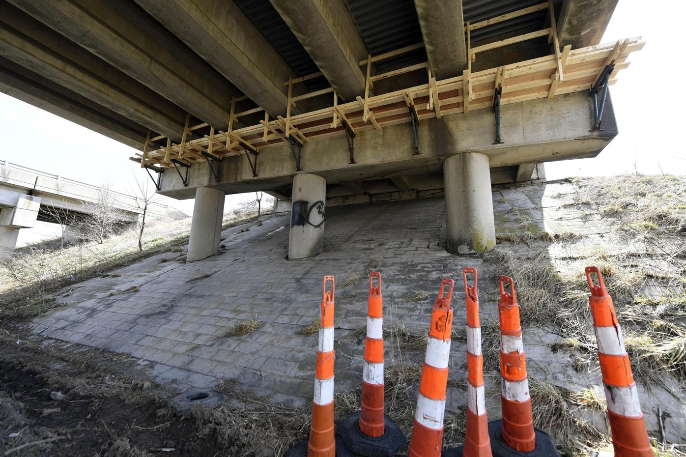 PennDot Bridge Construction-LanCo