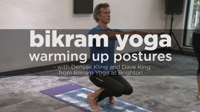 fitness friday bikram yoga postures for warming up