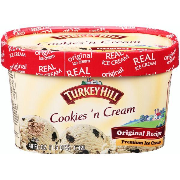 Turkey Hill Cookies 'n Cream