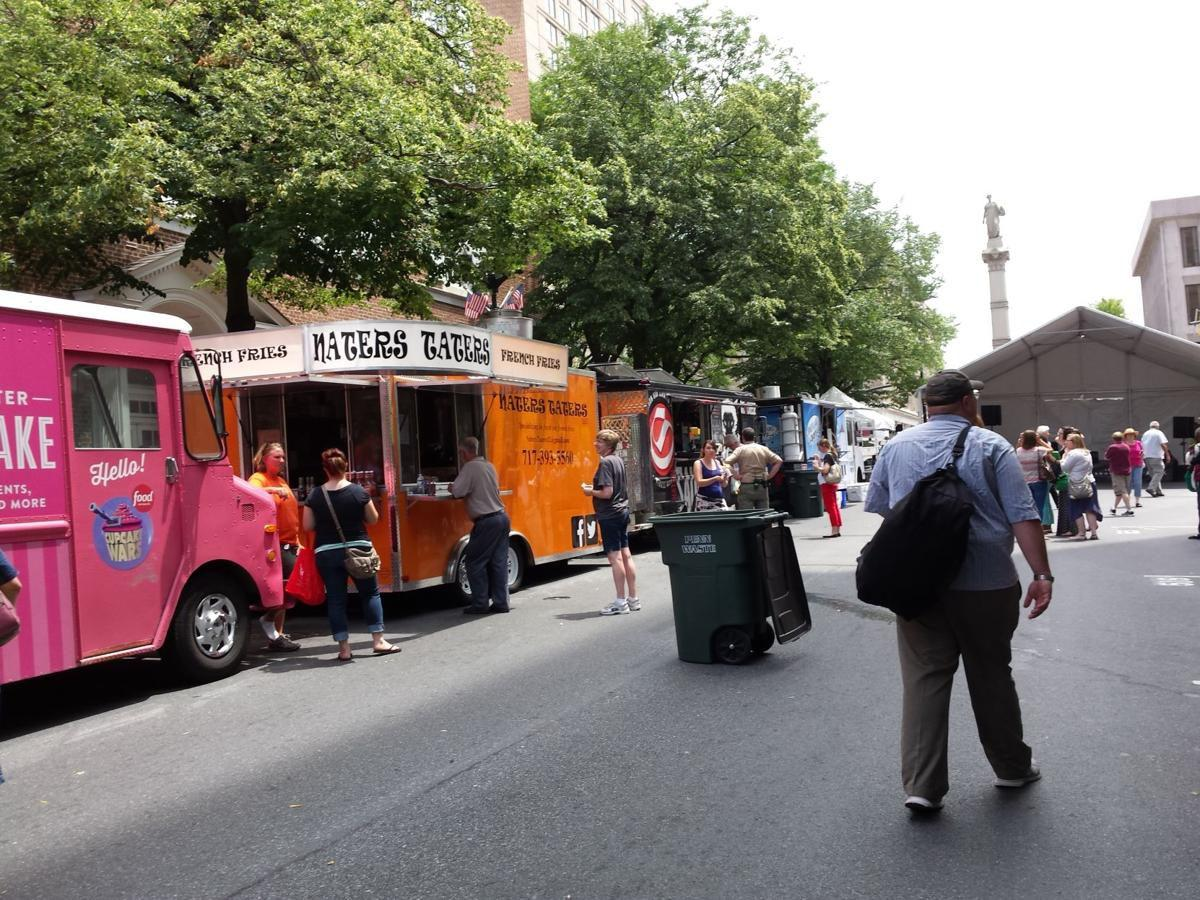 'Like a bomb on wheels': Food trucks face new fire-safety rules in Pennsylvania city