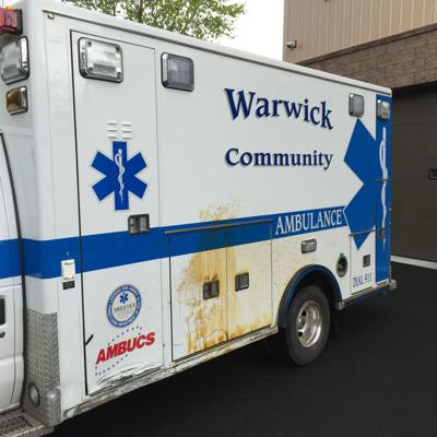Ambulance carrying Warwick Twp. shooting patient collides with SUV in Lancaster city