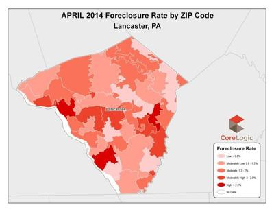 Report Lancaster County Foreclosures Drop In April Local Business