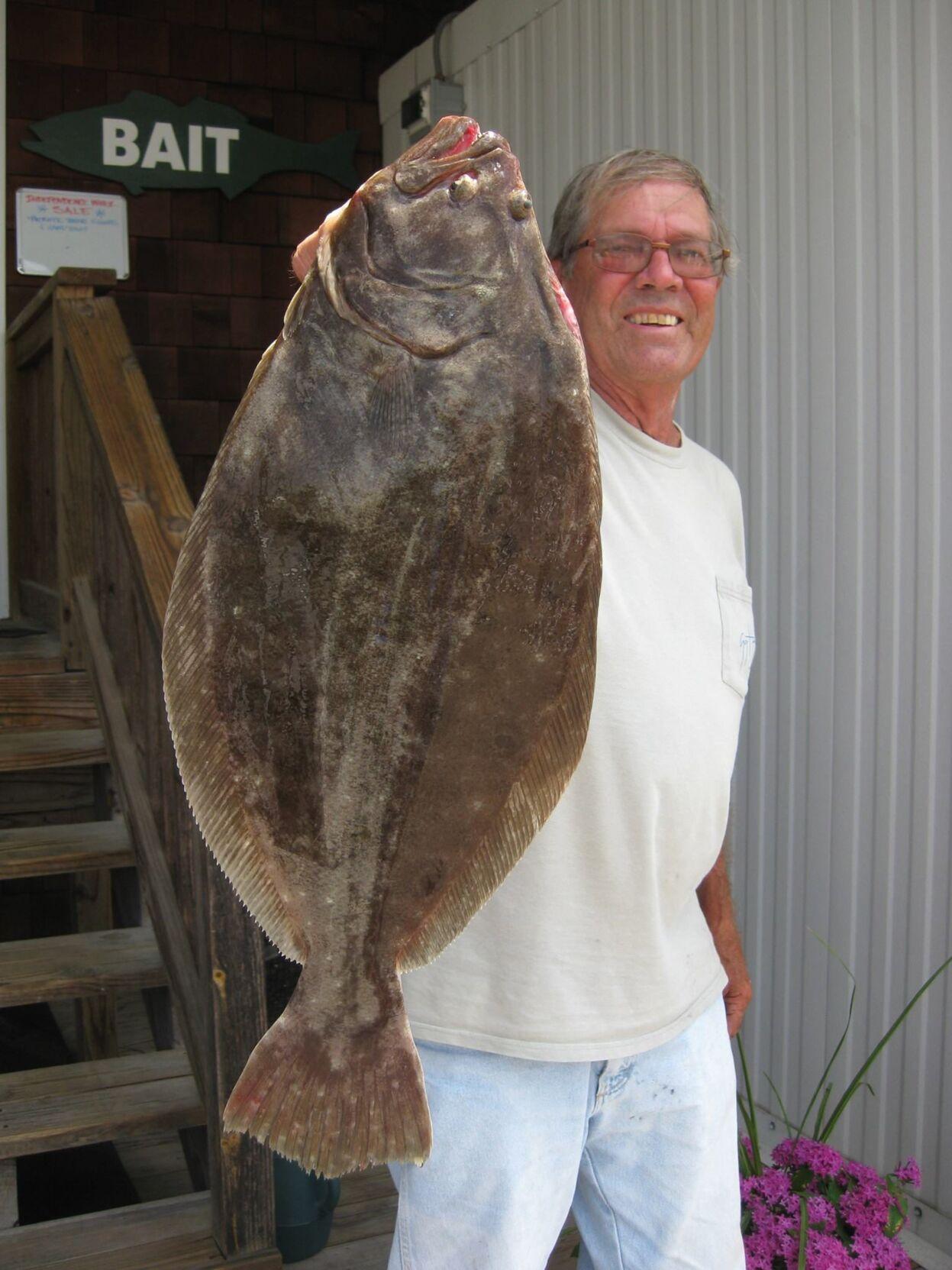 Vince Keagy fish
