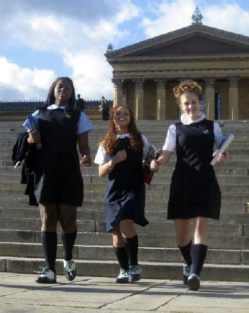 Fashion High School In Philadelphia