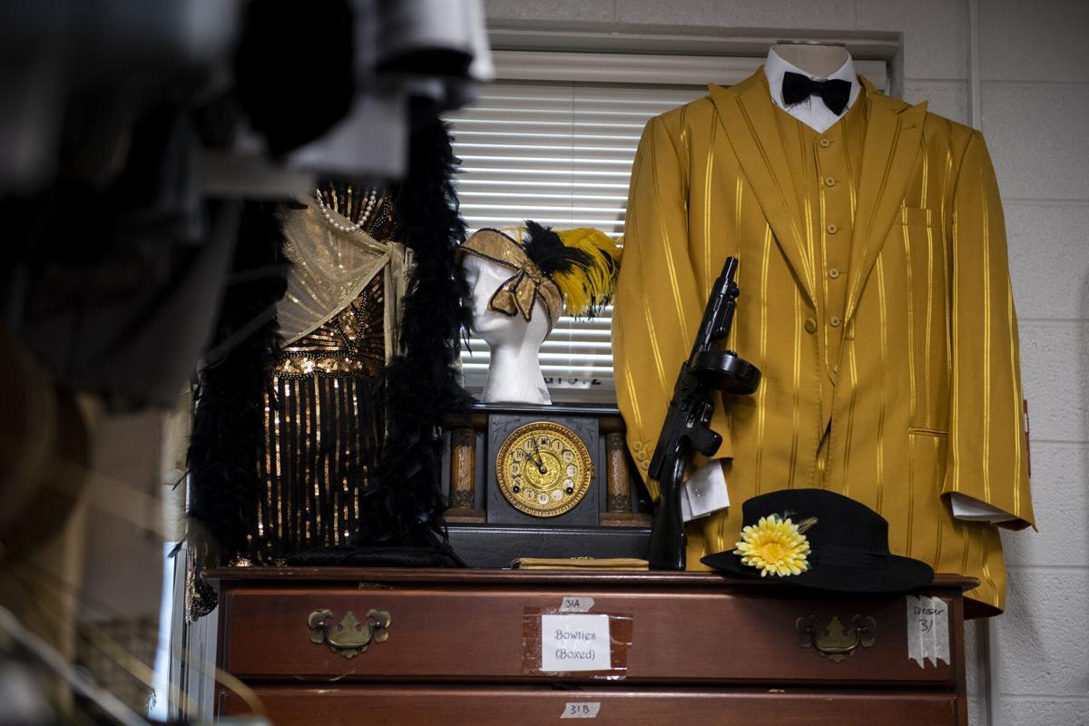 MillersvilleU costume shop