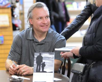 Tim Kreider book signing