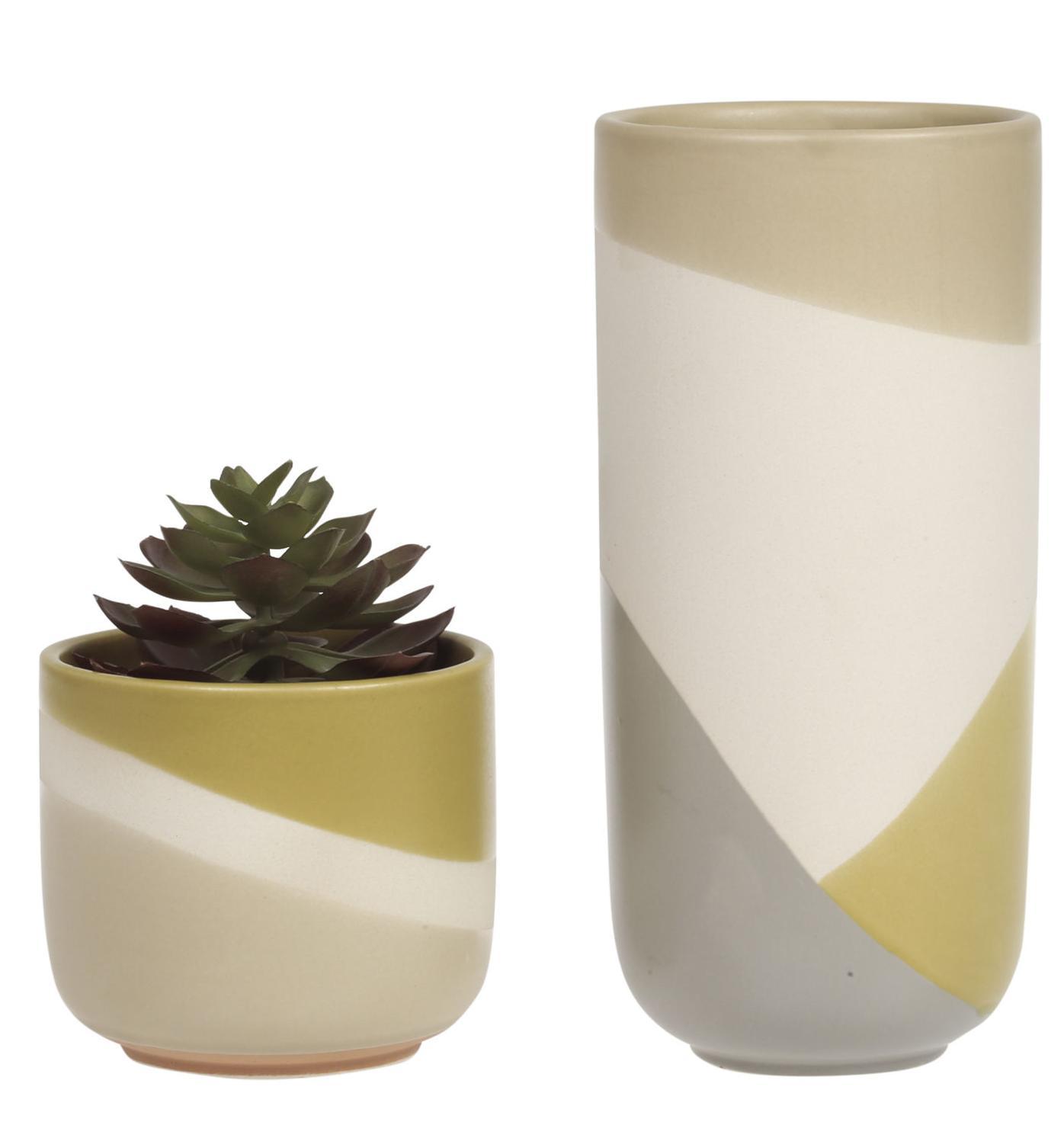 Colorway Pot, Colorway Vase