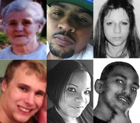 Here's a list of unsolved homicides in Lancaster County
