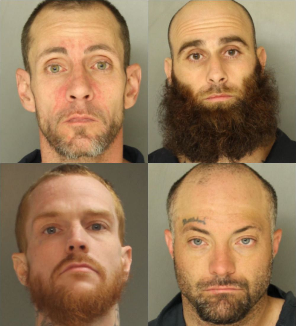 4 men charged with homicide in 2016 break-in and fatal