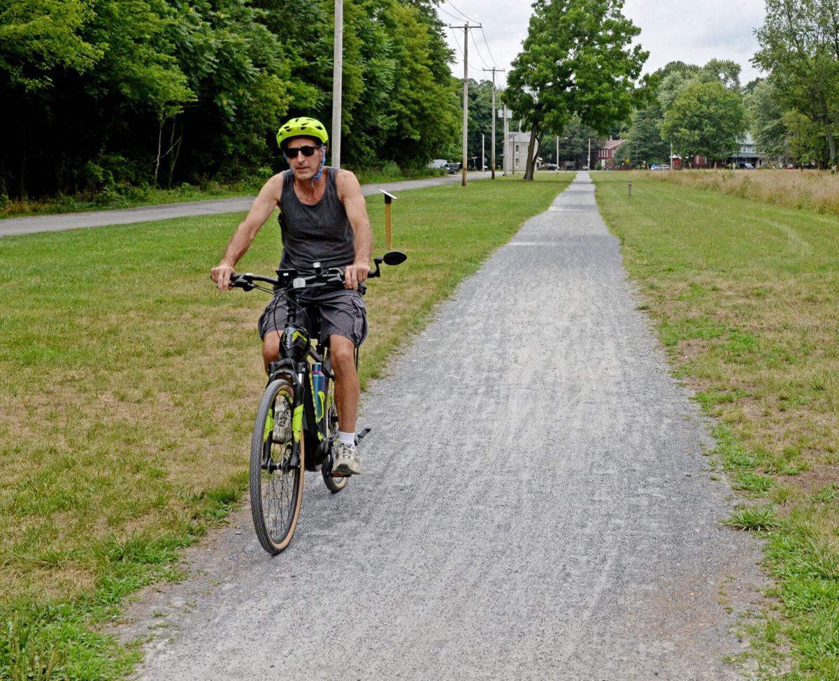 River Trail upgrades