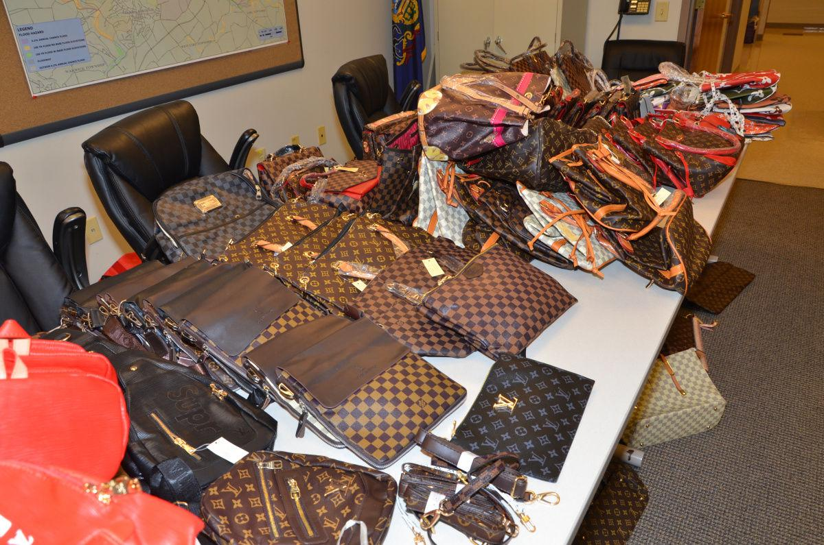 Fake Louis Vuitton bags