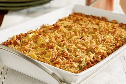 Campbell's Squash Casserole