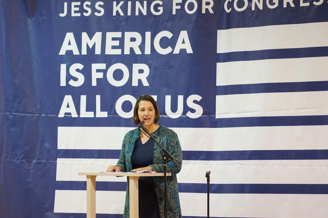 Jess King & Lancaster Stands Up, Nov. 17, 2018