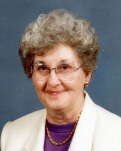 Eleanor Ruth Wealand