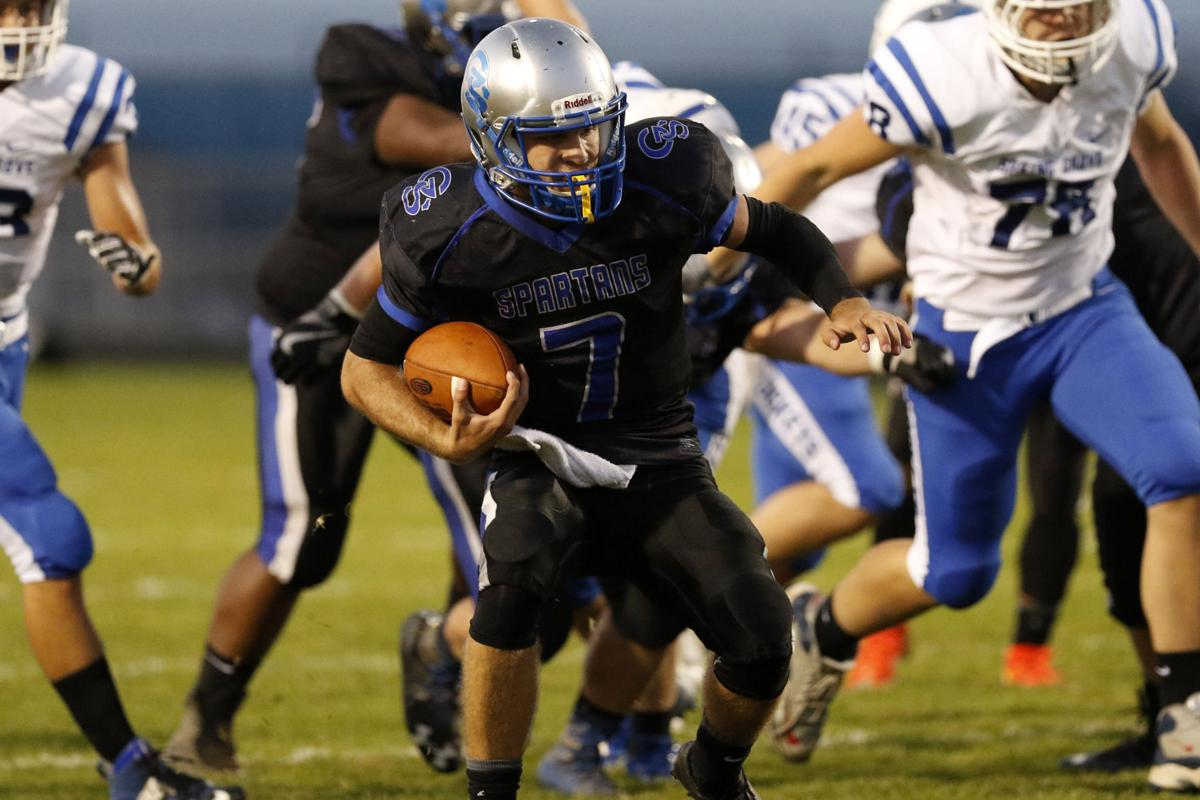 Top Stat Leaders For Week 3 Of L L League Football Football