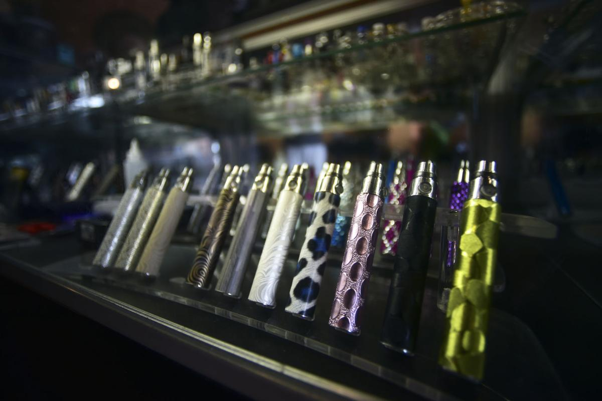 Lancaster County vape shops fear 40% tax could put them out