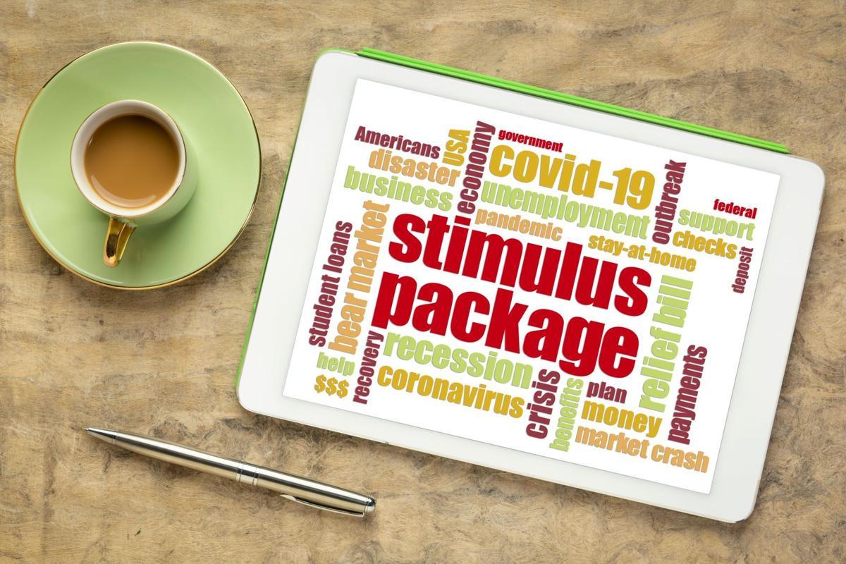 Stimulus package photo