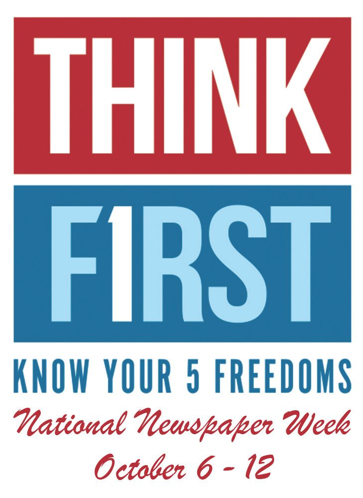 National Newspaper Week is October 6-12