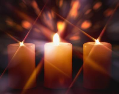 Obit Candle