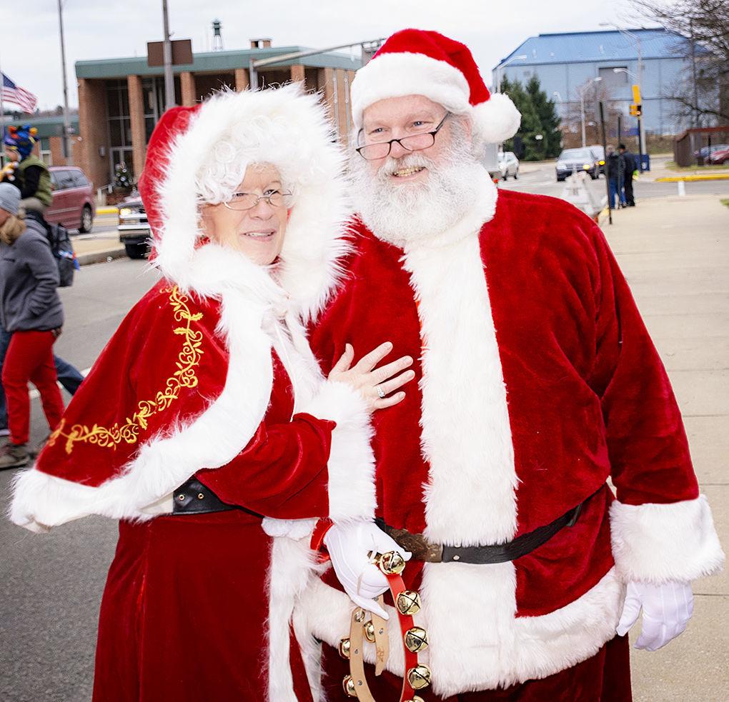 Holly Jolly Christmas, Santa's Party set