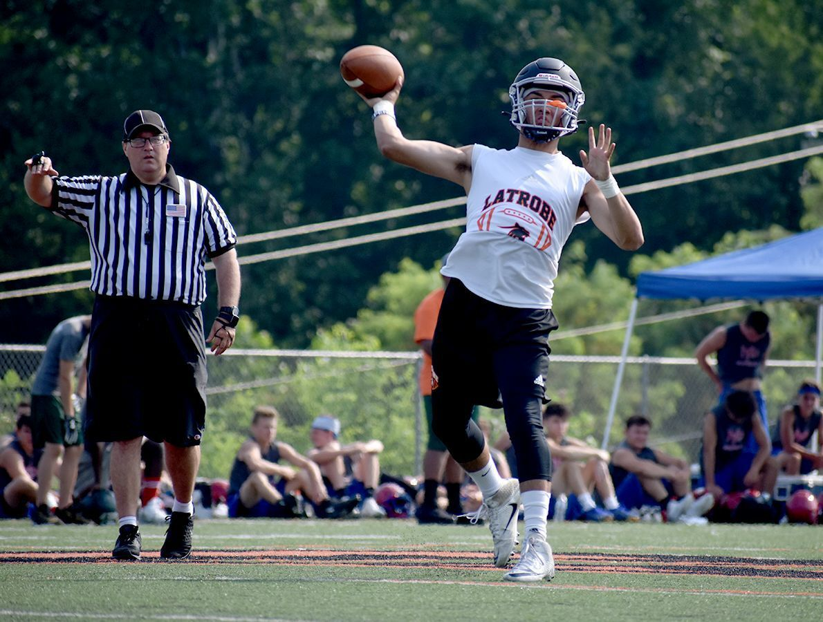 Wildcats in the WCCA 7-on-7 tourney
