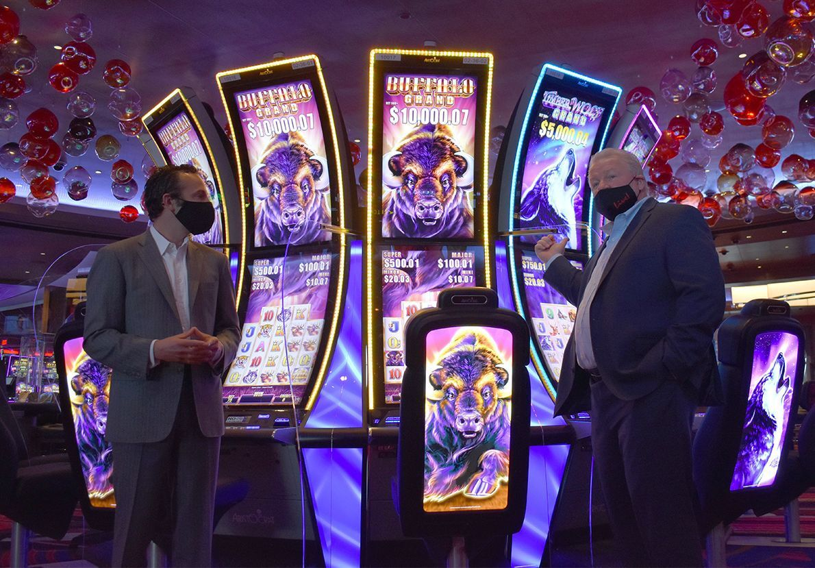 Media preview tour offered ahead of Live! Casino Pittsburgh opening Nov. 24