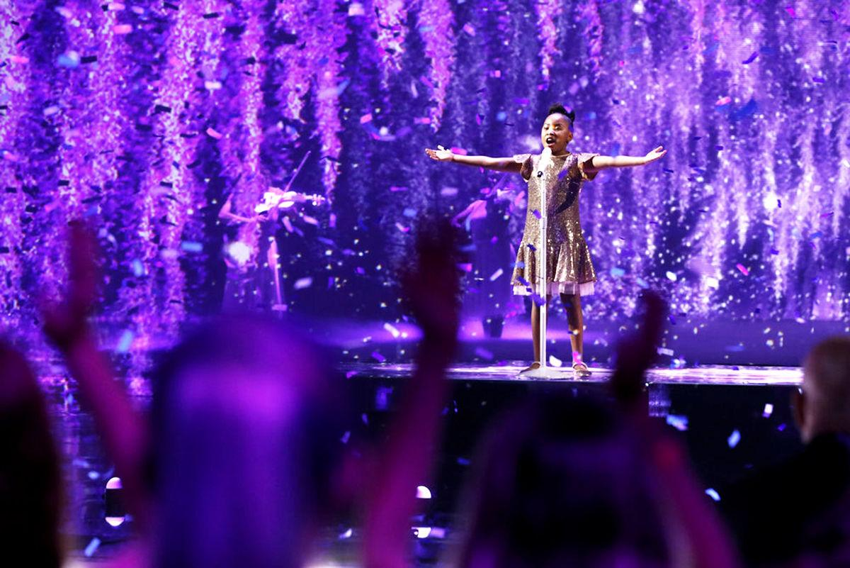 Unity's Victory Brinker wows judges again in 'AGT' semifinals