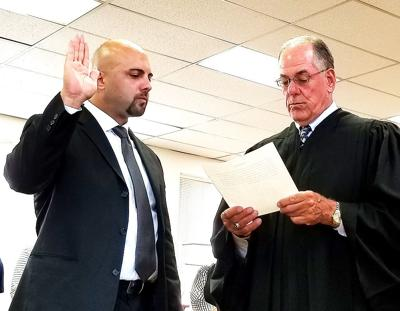 Latrobe council hires new police officer Zachary Lukon