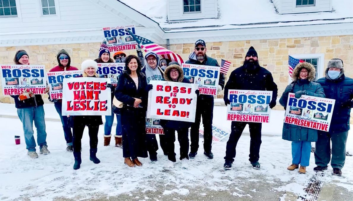 Leslie Baum Rossi chosen as Republican candidate for open 59th District seat
