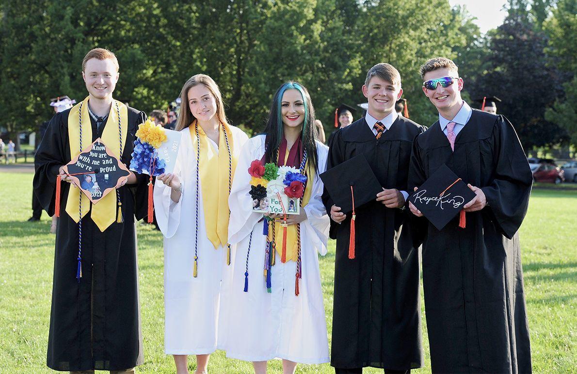 Greater Latrobe graduation