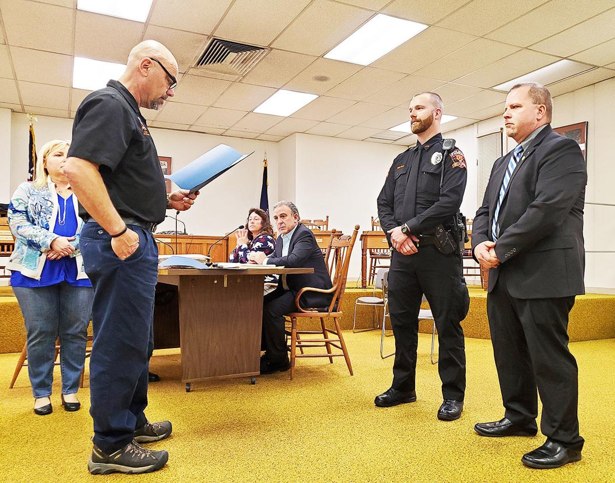 Latrobe names new public works director, hires new police officer