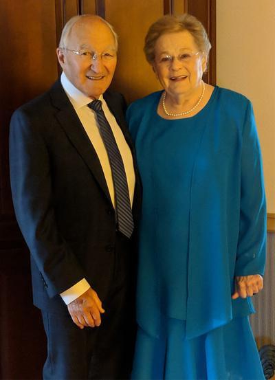 Ligonier couple celebrates 70th