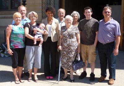 Johnson marks career at Adelphoi as both recruiter and foster/adoptive parent