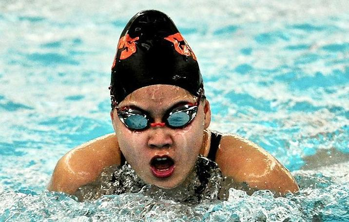 GL's Mullen swims to win in 100 butterfly