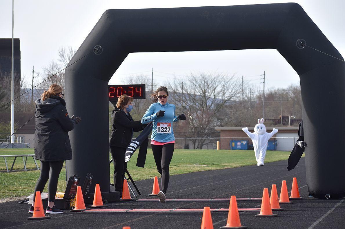 Rabbit Race winners