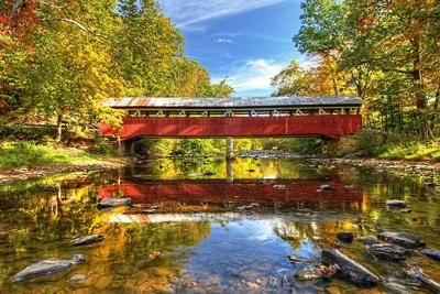 Laurel Highlands nominated by USA Today as Best Destination for Fall Foliage